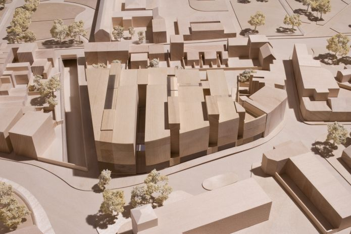 heneghan peng architects - University of Greenwich: Library and School of Architecture & Construction