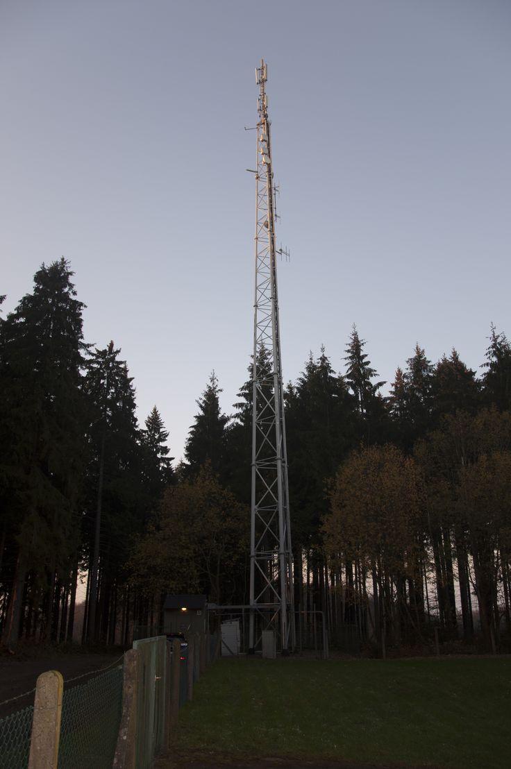 the antenna site   belgium   transmitter site arlon - avenue du bois d'arlon