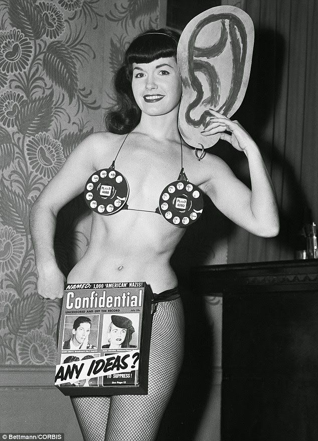 Betty Page Photos: 10 Style Lessons From Bettie Page