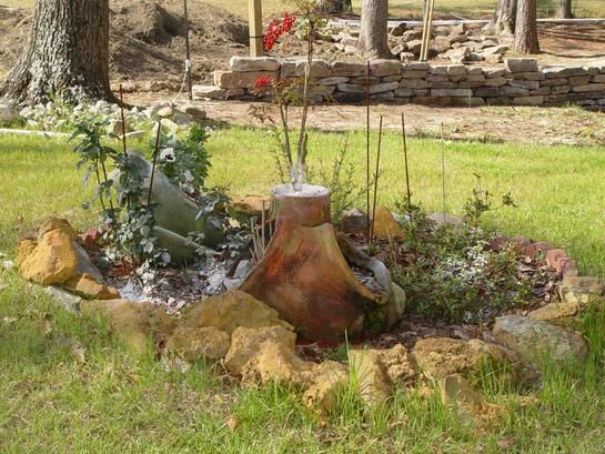 Small fountain installation koi fish ponds and water for Small pond fountains