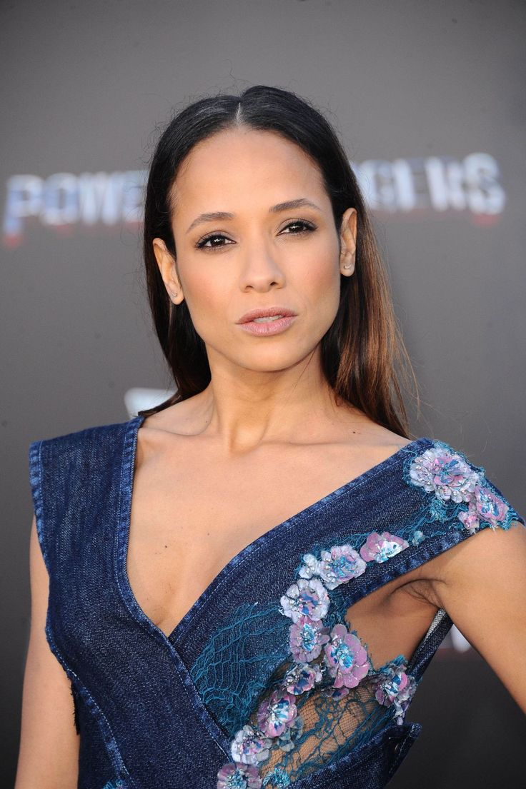 DANIA RAMIREZ at Power Rangers Premiere in Los Angeles 03/22/2017