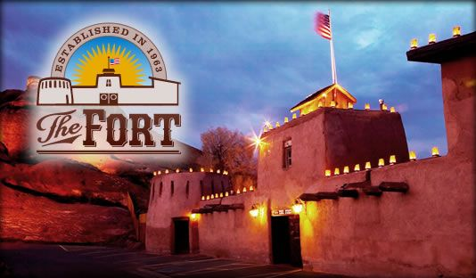 Featuring fine buffalo, beef, game and seafood, The Fort's award-winning menu offers a tantalizing selection of old and new foods of the Great West.