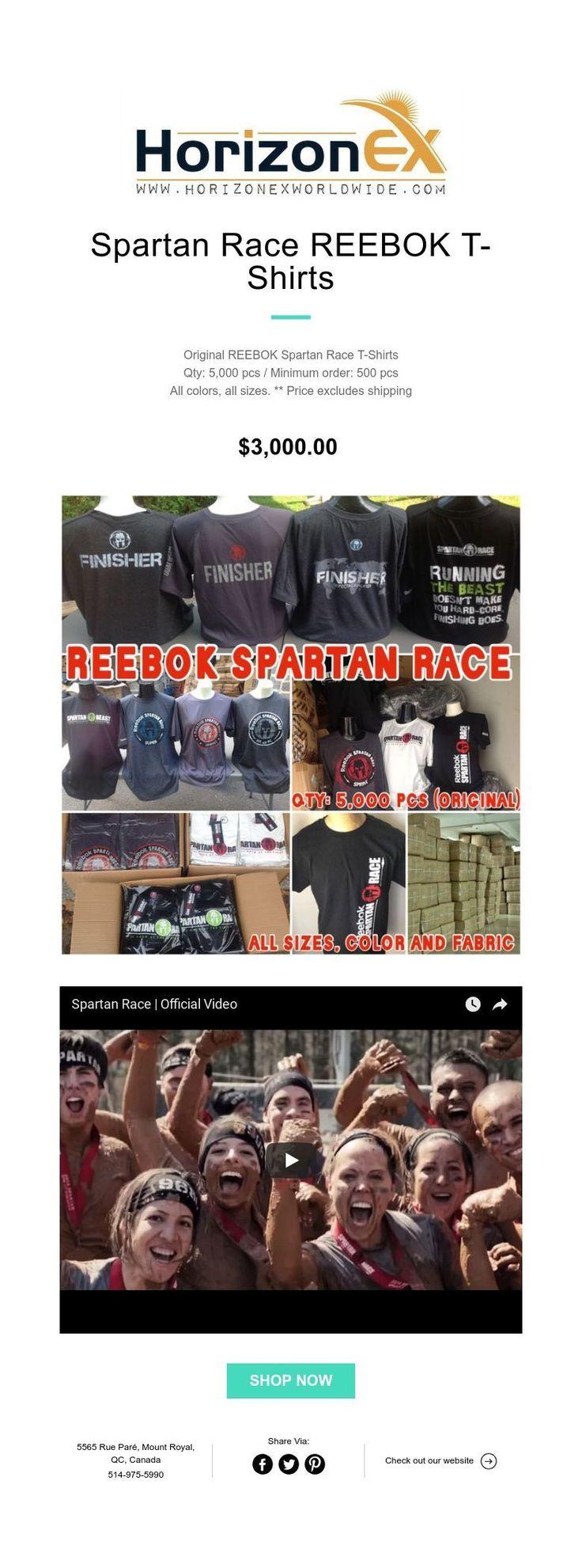 spartan t-shirt india