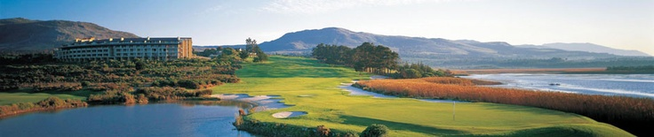 The Larry Gould guide to Golf in South Africa- Arabella a 50 minute drive from La Clé Montanges