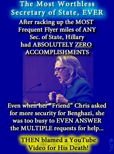 Please don't vote for crooked hillary, it's time to get the political corruption out of the country