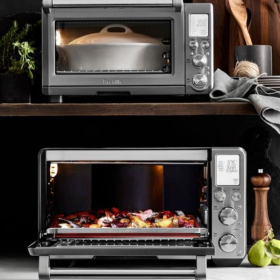 Breville Smart Oven Air With Super Convection With Images Smart Oven Oven Breville