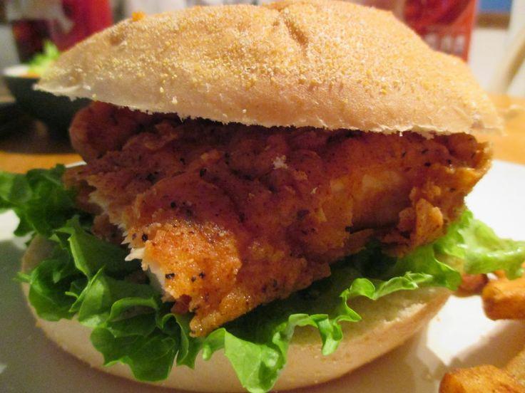 Wendy's Spicy Chicken Sandwich Copycat Recipe