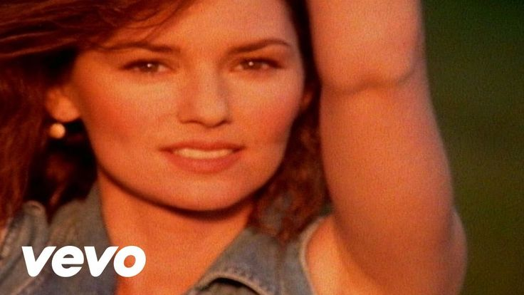 Shania. Whew! One of hottest videos ever made. I guess we can tolerate Canadians. One of those musicians who really worked hard on her way up.
