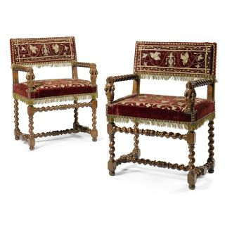 Louis XIII Furniture (French)