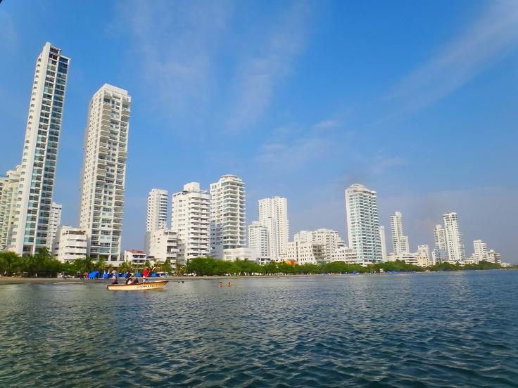 Bayside.  Cartagena de Indias, Colombia. 2012.