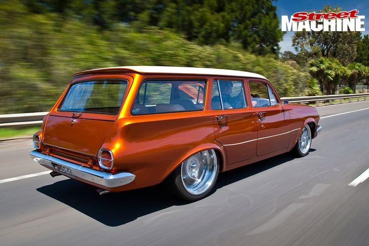 Ej -Holden -onroad -rear