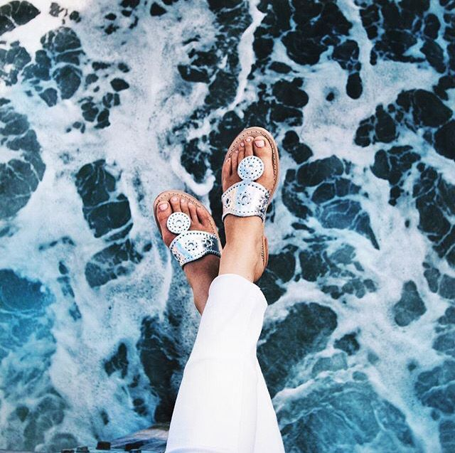 #brightlydecoratedlife tip: dip your toes in the water