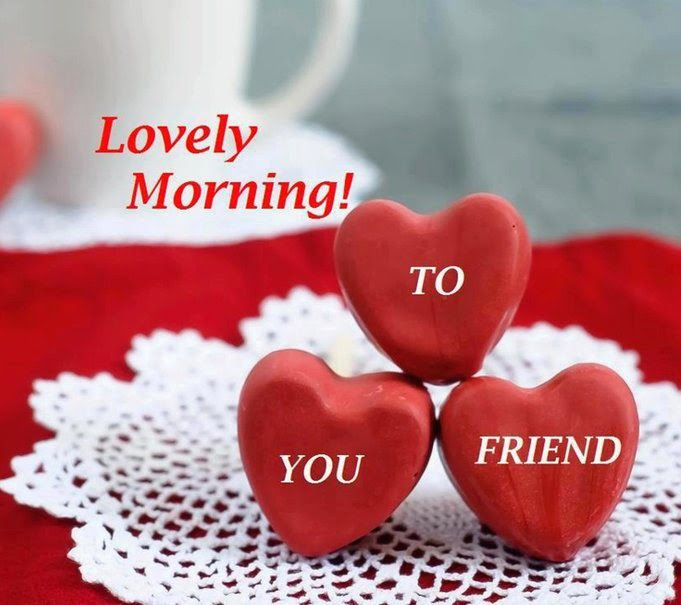 Good Morning Friends images with Tea