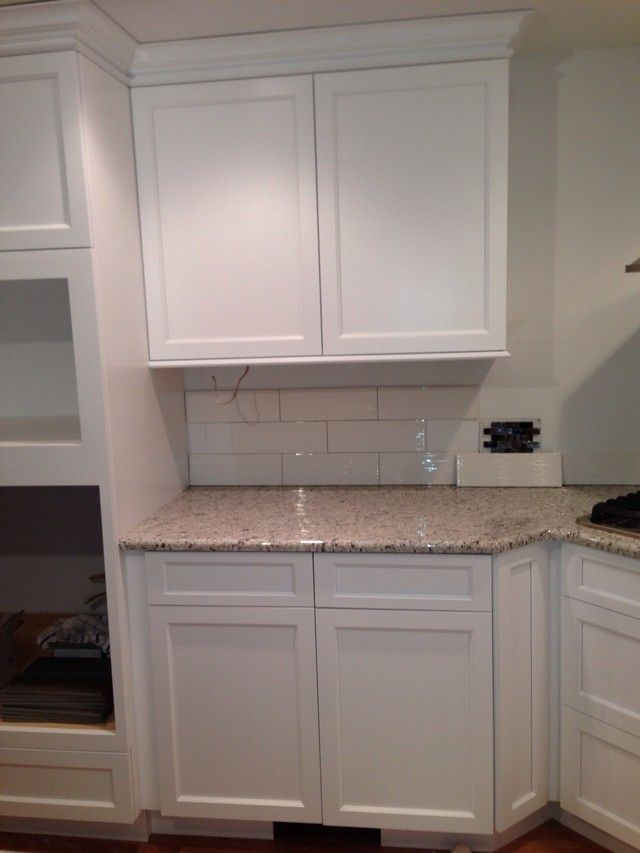 Backsplash Ideas For Moonlight Granite   Kitchens Forum   GardenWeb