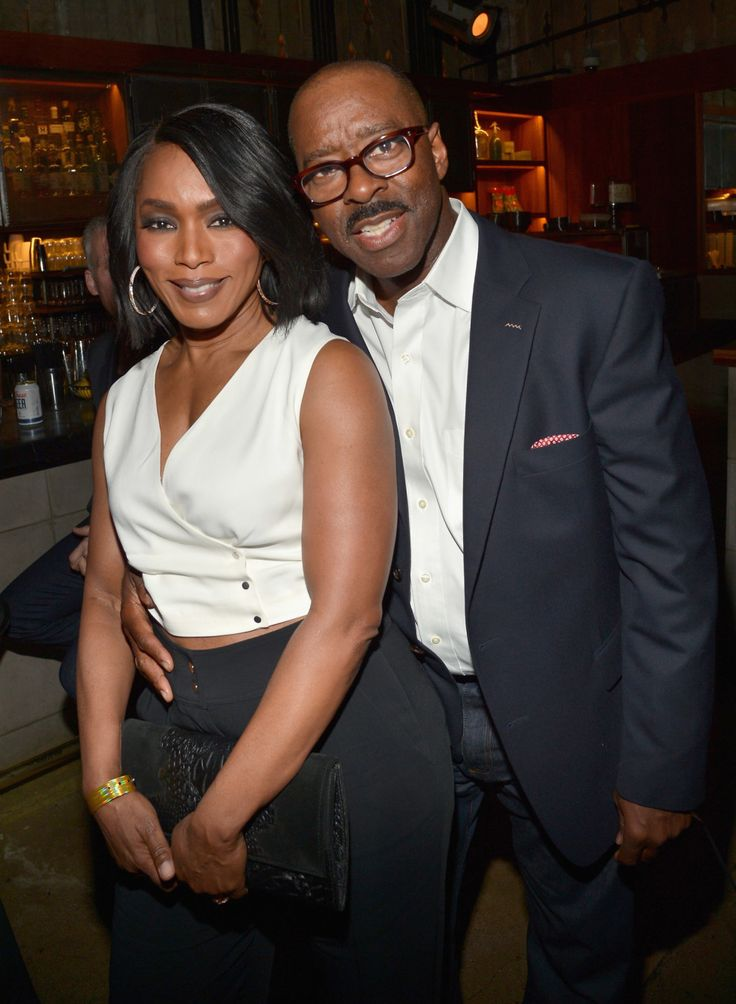 Angela Bassett And Courtney B. Vance Have BEEN Relationship Goals