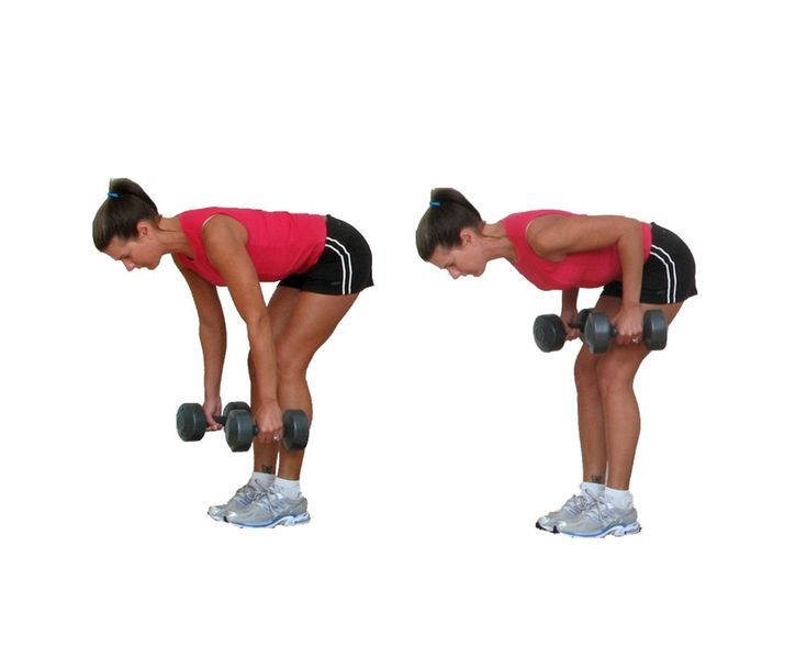 16 Great Mid-Back Exercises - Work Your Lats with These Creative Exercises: Dumbbell Rows