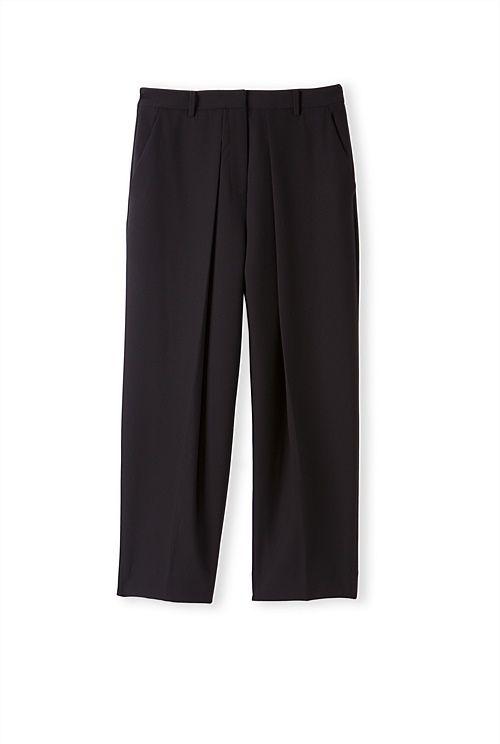 CR Wide Leg Suit Pant