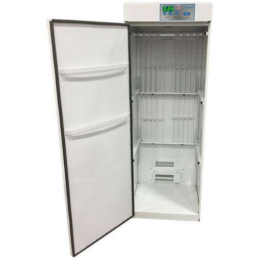 DCR-1000 Residential Drying Cabinet (Powder Coated White)