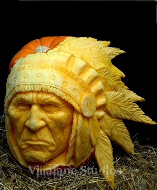 pumpkin carvings by Villafane Studios... AMAZING!!!