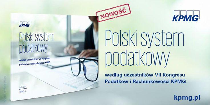 Polski system podatkowy według uczestników VII Kongresu Podatków i Rachunkowości KPMG →  | Polski system podatkowy po raz kolejny oceniony dość nisko