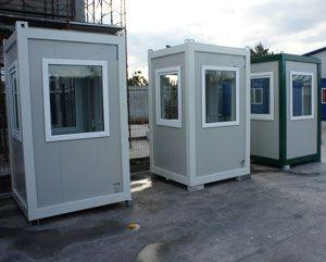 Containere paza Estpoint