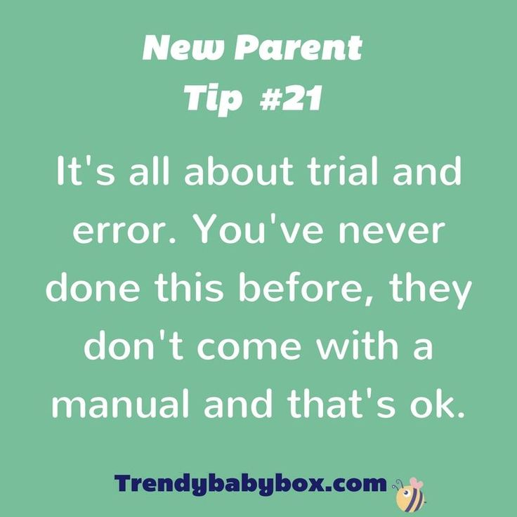 New Parent Advice   Parenting Tips