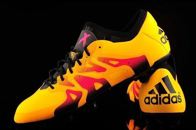 Buty piłkarskie Adidas X 15.1 FG #adidas #football #soccer #sports #pilkanozna #futbol