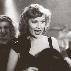 Lucille Ball in Dance, Girl, Dance