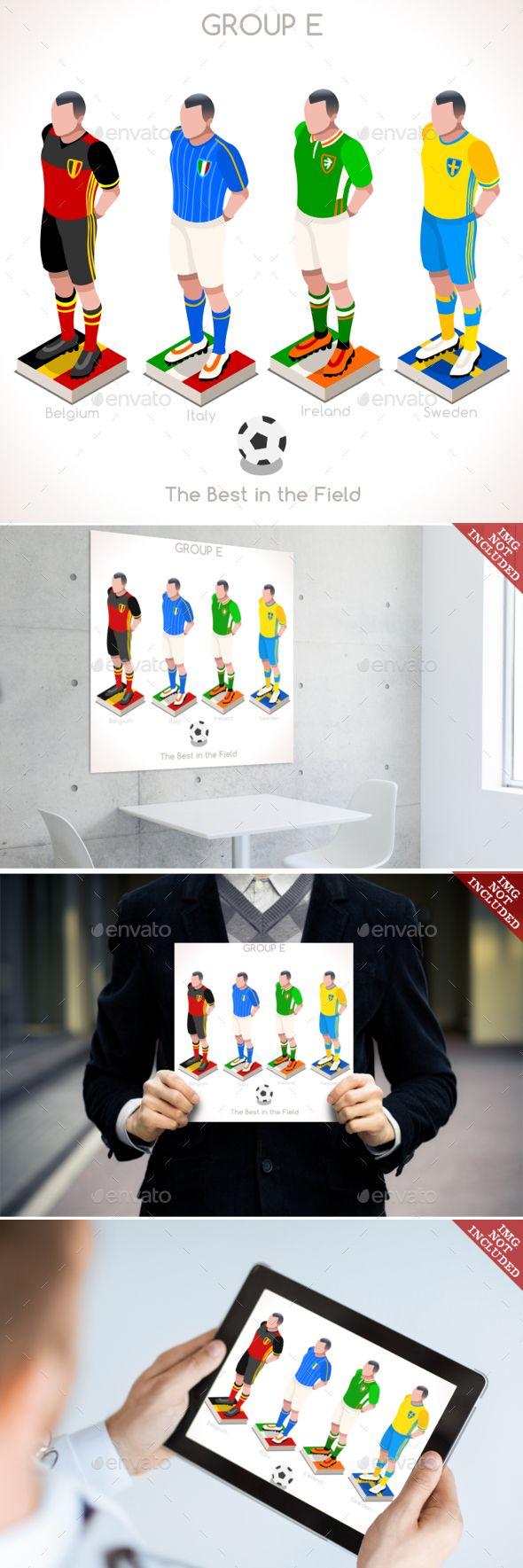 Euro 2016 Championship Group E