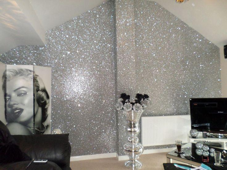 Light Gray Wall Paint best 25+ sparkle wall paints ideas on pinterest | glitter walls