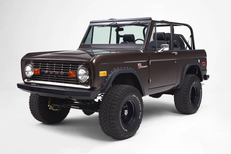 Awesome Ford 2017: Classic Ford Broncos...  Trucks Check more at http://carsboard.pro/2017/2017/04/04/ford-2017-classic-ford-broncos-trucks/