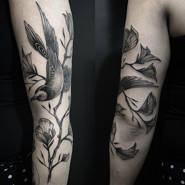 André Cast: tatuagens em blackwork, brasilidade e conhecimentos cruzados