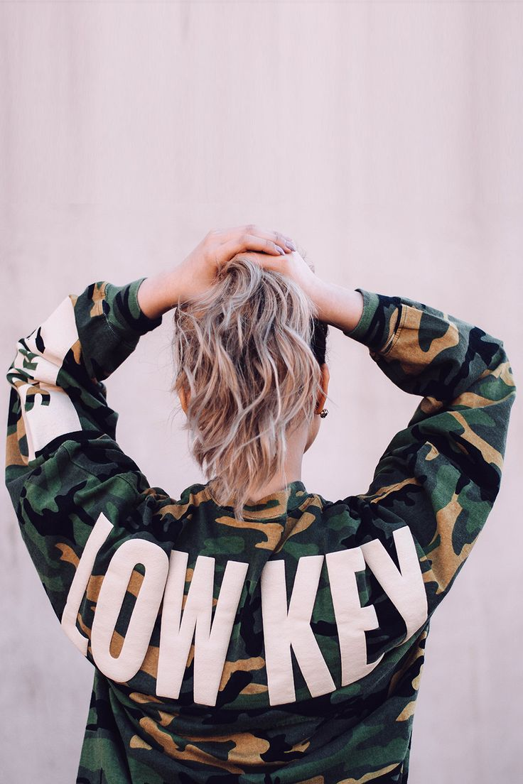 LOW KEY Camo Spirit Jersey®