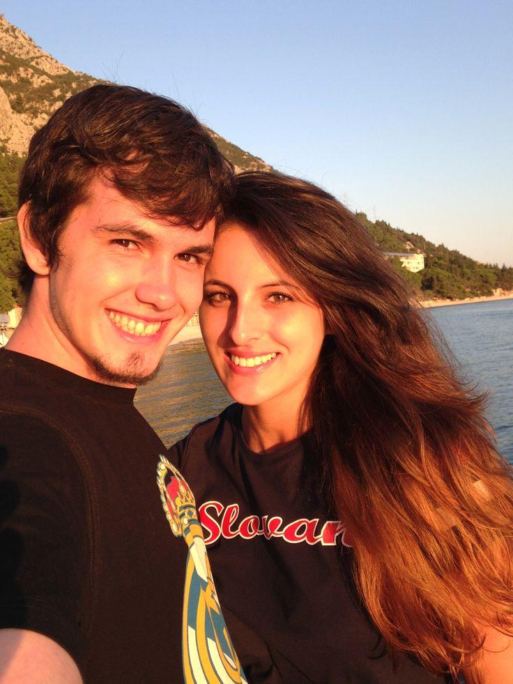 Karin a jej dovolenka so Slovanom v Chorvátsku