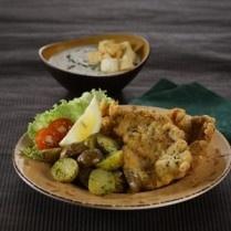 CHICKEN SCHNITZEL http://www.sajiansedap.com/mobile/detail/17030/chicken-schnitzel