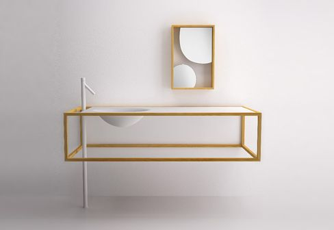 Bisazza: The Nendo Collection - Washbasin