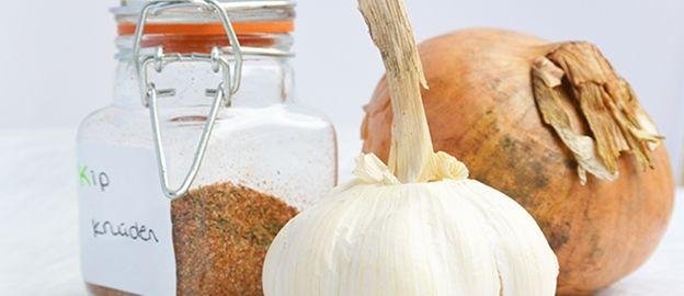 De kruidenmix van deze week: Kipkruiden!