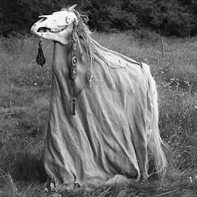 Knobbin, the Wild Oss of the Dorset Knobs Mummers