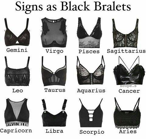 Tops segun tu signo del zodiaco