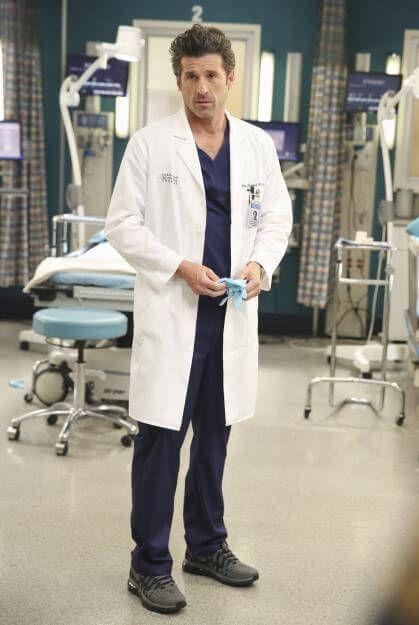 """Segnet am Ende der 11. Staffel das Zeitliche: Dr. Derek Shepherd, besser bekannt als """"McDreamy"""" (Folge 7 am22.08. auf ProSieben Fun)"""