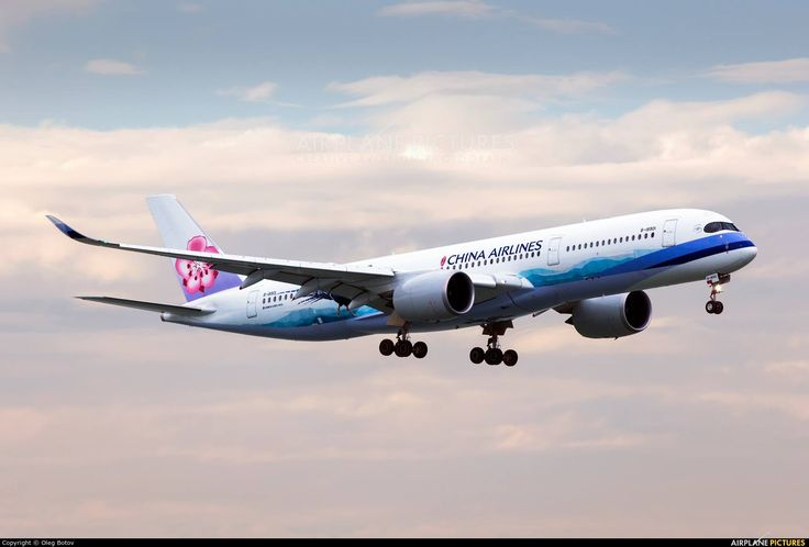 China Airlines (Taiwan) Airbus A350-941XWB