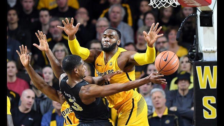 Men's Basketball Highlights - #17 Wichita State 81, UCF 62 - YouTube