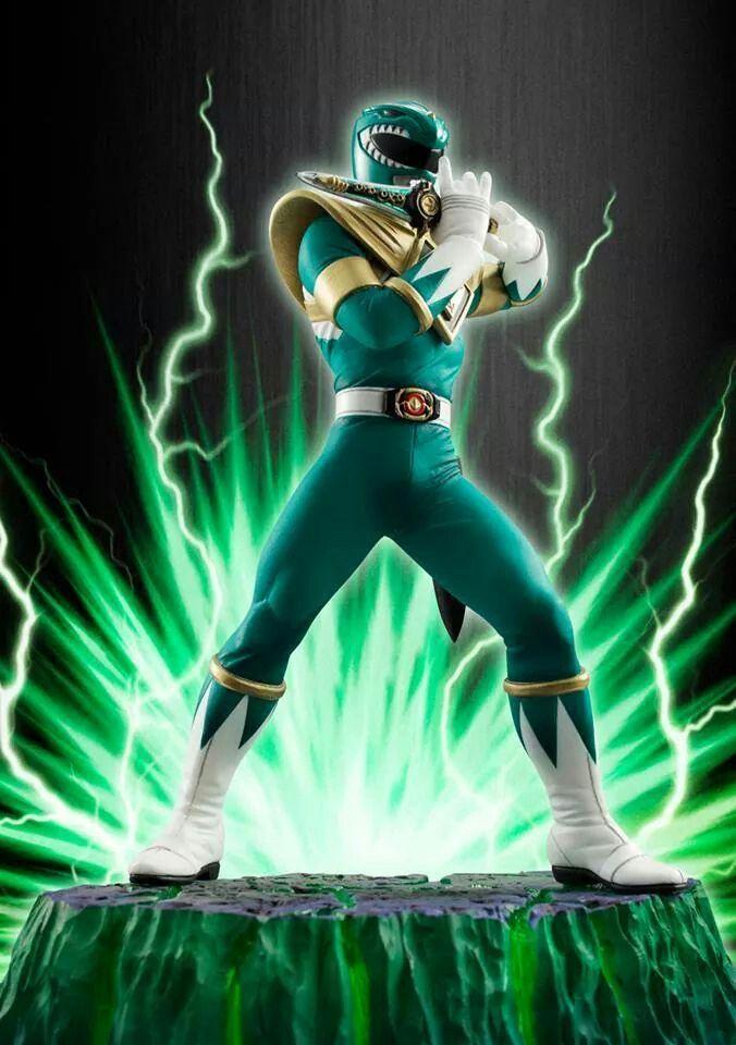 Green Power: Mighty Morphin Power Rangers Green