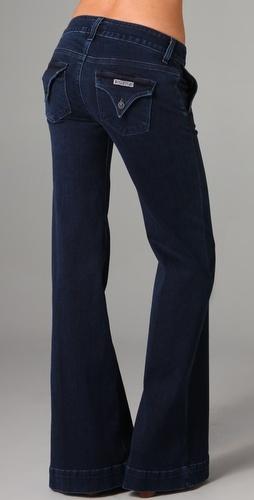 Hudson Sadie Wide Leg Trouser Jeans