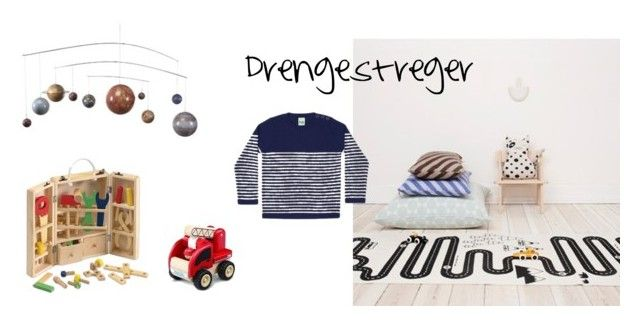 """""""drengestreger"""" by annemullewitt on Polyvore featuring interior, interiors, interior design, home, home decor and interior decorating"""