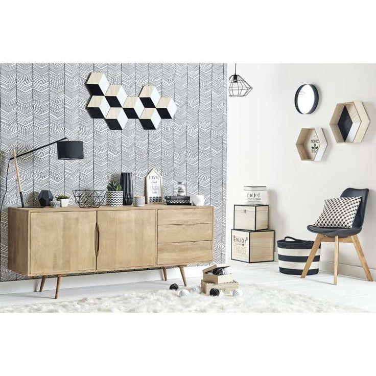 Tendenze arredamento soggiorno 2016 - Mobili in stile vintage