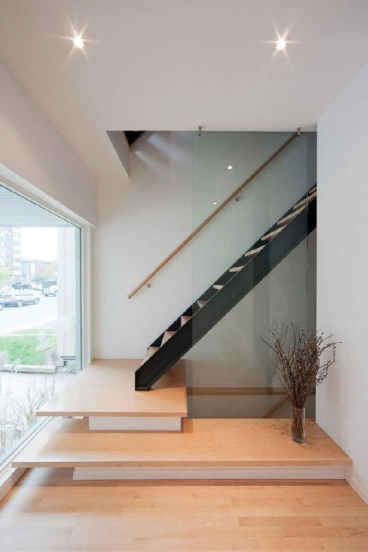 glass wall staircase - Google Search