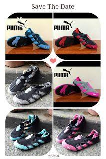 Toko Koleksi Nayla : Sepatu sandal Puma
