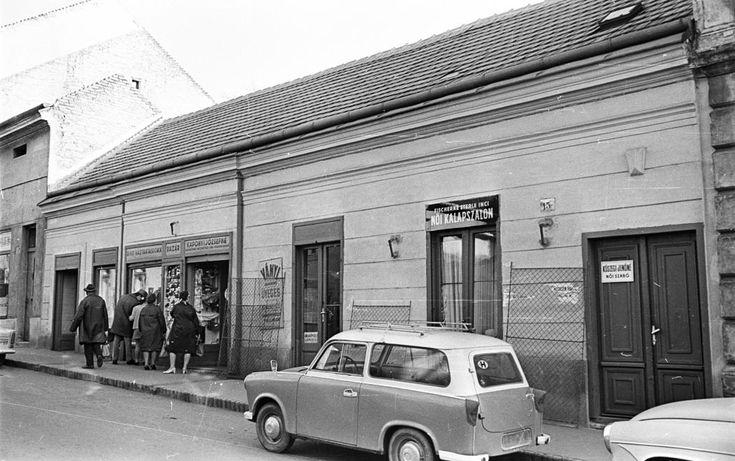 Ferencesek utcája (Sallai utca) 15.
