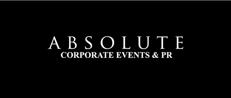 Taking corporate events to the next level! www.absolutecollection.co.za